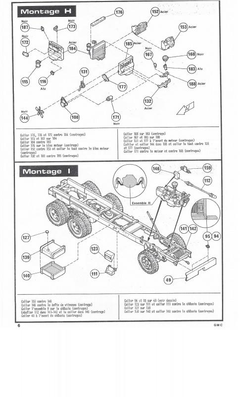 GMC . CCKW 353 (Réf. L809) 1/35 175170GMC006