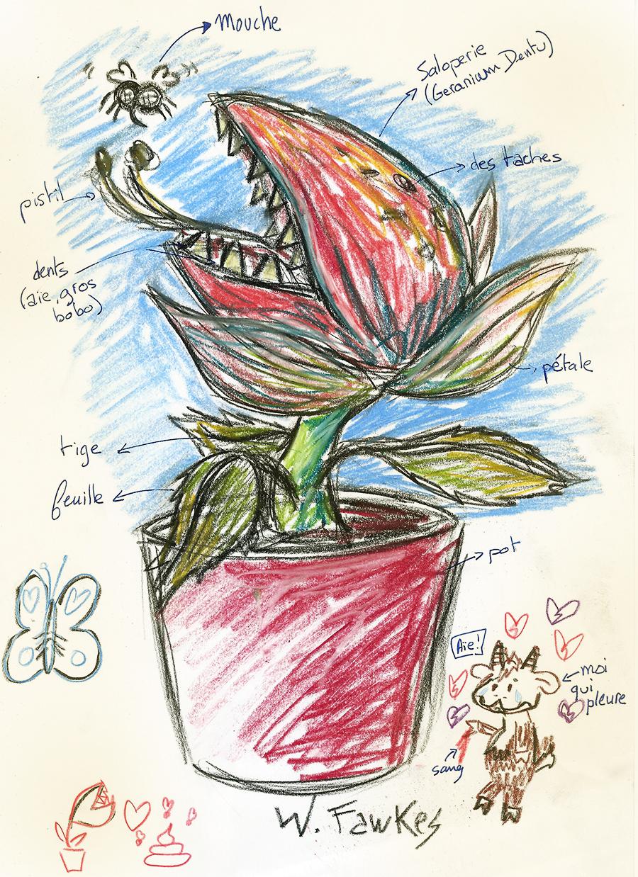 [11 Septembre 1997] Le Géranium Dentu 175347geraniumDentuparWayoth