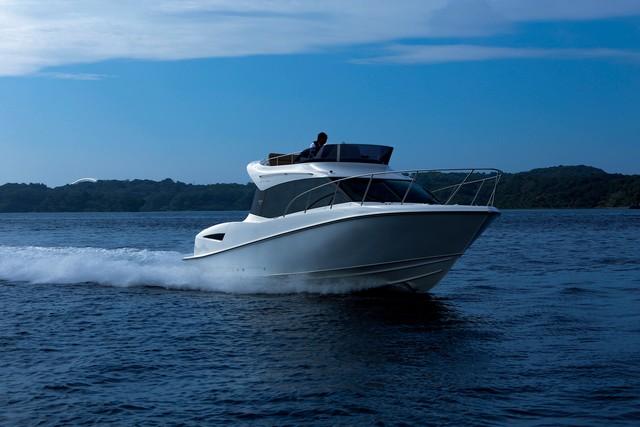 Toyota lance un nouveau bateau de plaisance, le Ponam-31 175601201410100106