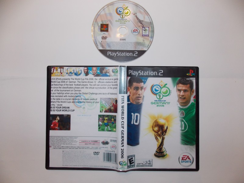 Fifa World Cup Germany 2006 176576Playstation2FifaWorldCupGermany2006