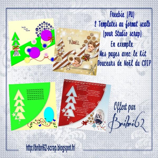 Freebies 2 templates Noël pour les studio scrappeuses 176702PVTemplateNol2015