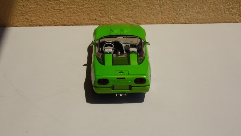 Corvette Callaway speedster Monogram. 176754SAM7893