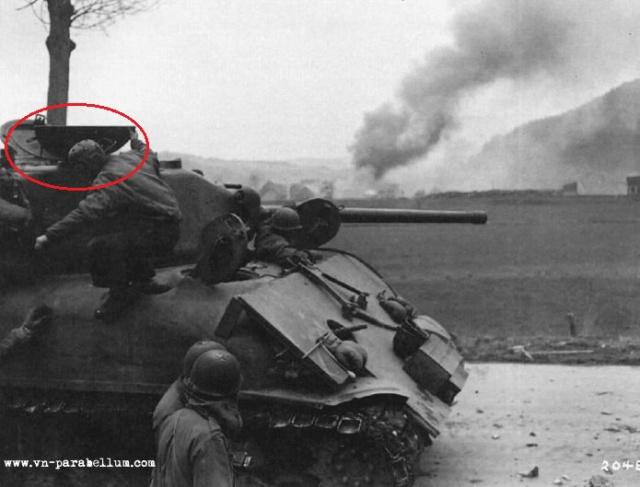 Sherman M4a1 76mm ( italeri, 1/35eme ) 176874M4A12