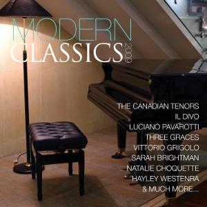 Compilations incluant des chansons de Libera 176906ModernClassics2009300