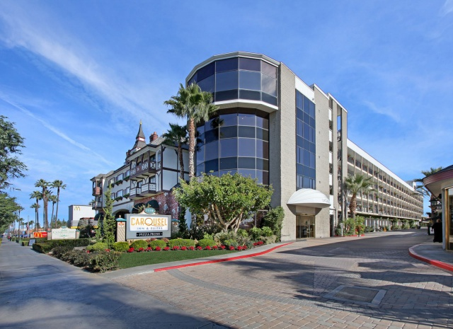 [The Anaheim Resort] Infrastructures publiques, hotels tiers, GardenWalk 177919car1