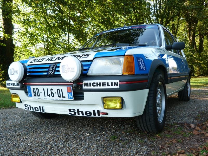 Replique 205 GTI Gr N de Jean Sébastien Couloumies - Page 2 178079201110oct007