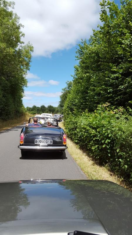 25 Juin - 30ème Rallye de l'Amicale Rétro Peugeot Atlantique 17809420170625Rallyeannuel026