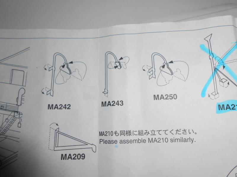 Hikawa Maru hopital 1/350 PE/pont en bois et babioles  - Page 7 178881DSCN6018