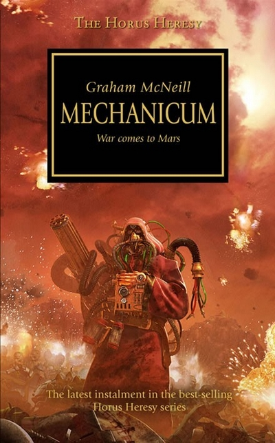 L'Hérésie d'Horus en français (Black Library France) 178979Mechanicum
