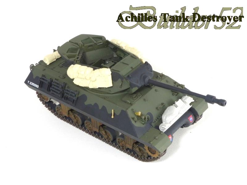 Achilles Tank Destroyer - Academy-Italeri + RB Model + set Blast 1/35 179253P1040494