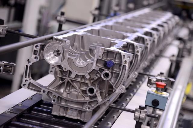 Citroën : L'e-THP130 nouveau moteur essence de la famille PureTech 179404P13150005