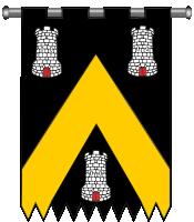 [Seigneurie de Caudebec en Caux] Bouville 180960OriflammeBouville