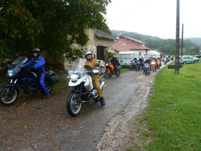 Blaireau Days 2014 :au centre de remise en forme de Vaux la secousse (52) 181117P1410956