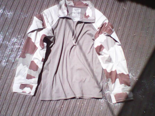 UBAS - Combat Shirt 181524IMG00024