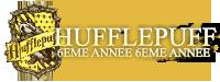 Hufflepuff 6ème année