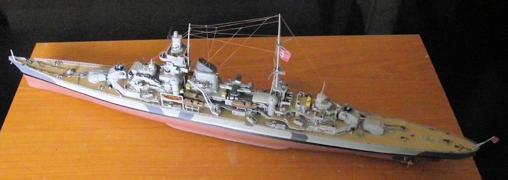 Prinz Eugen Trumpeter au 1x350 avec PE 182218PrinzEugen1x35044