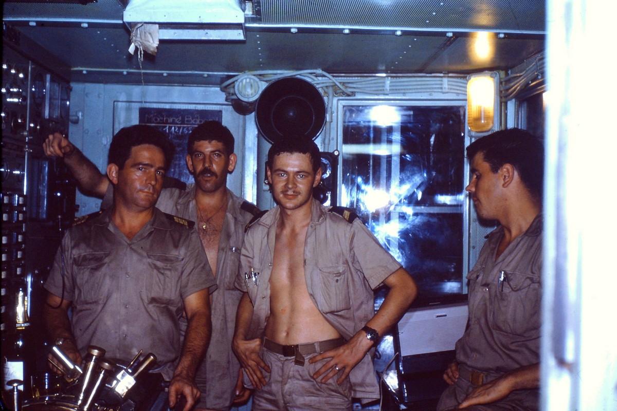 [ Les traditions dans la Marine ] LE SERVICE DU DIMANCHE 1822266Nouvelan66auPCMachARduCharnerun2mepatronmecan