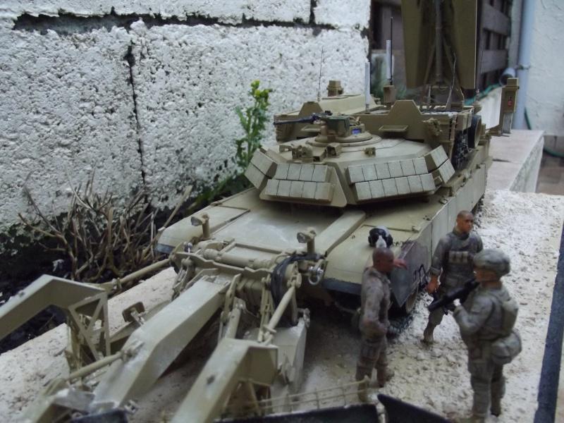 Abrams M1 ABV 1/35 RMF - Page 3 182284DSCF8691