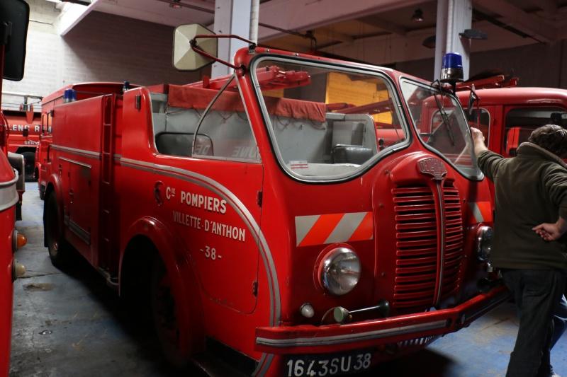 Des camions à gogo....Musée des sapeurs pompiers de Lyon 182517IMG7118