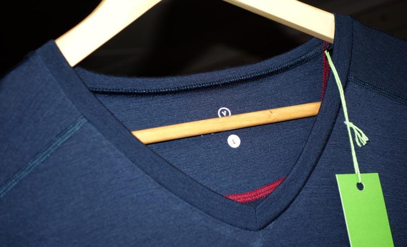 [VENDU] T-shirt Vulpine neuf en laine mérinos 182780DSC01955800
