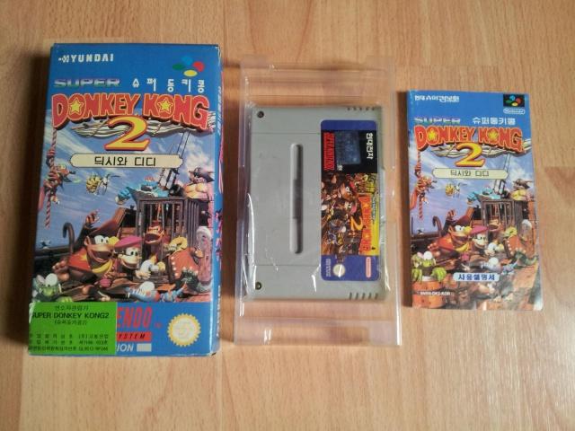 Prupru's Collection ! 100% Super Nintendo et 200% Super Comboy !! 183105SuperDonkeyKong2