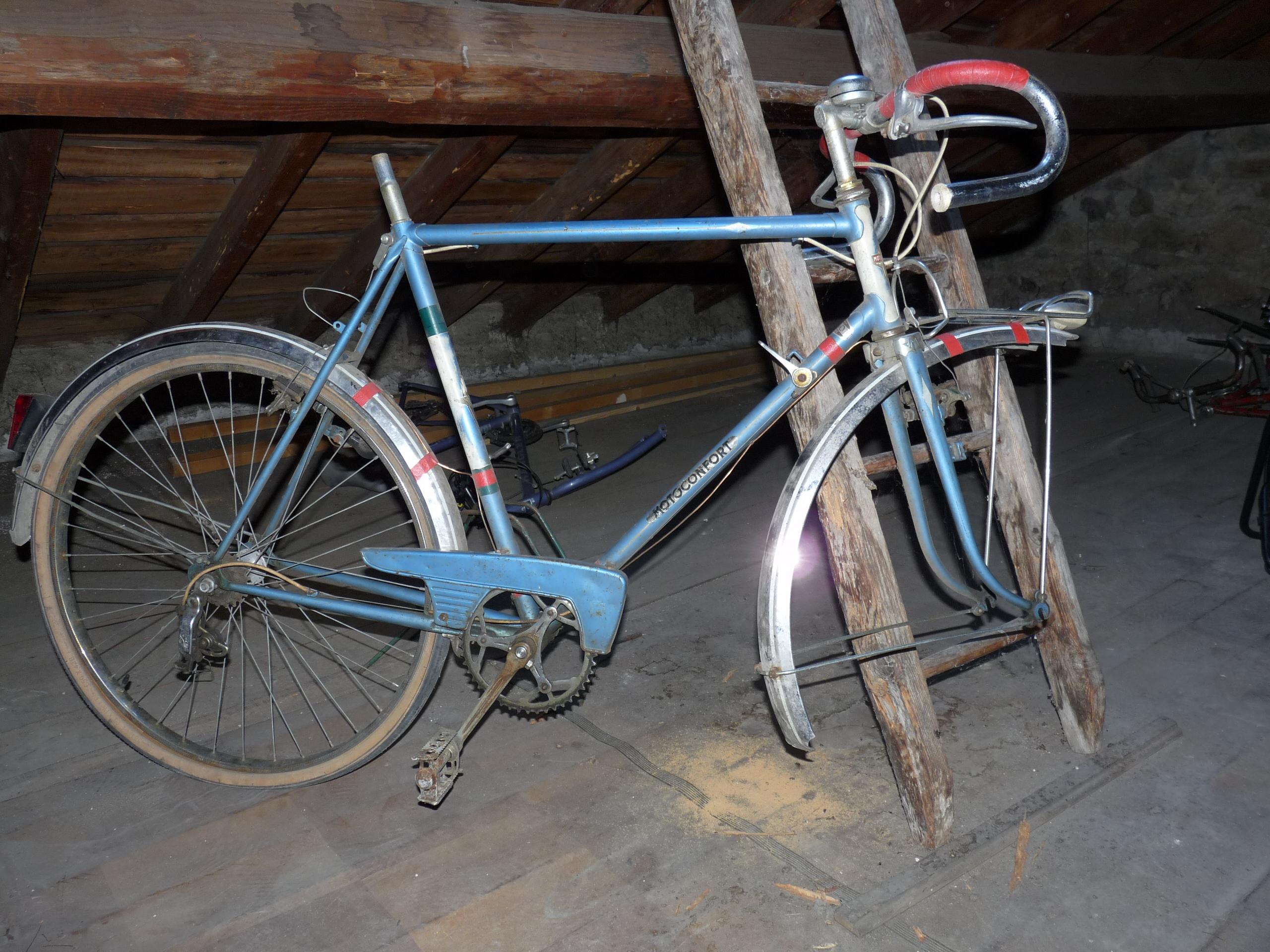 Motoconfort bleu délavé:  183449P1100955