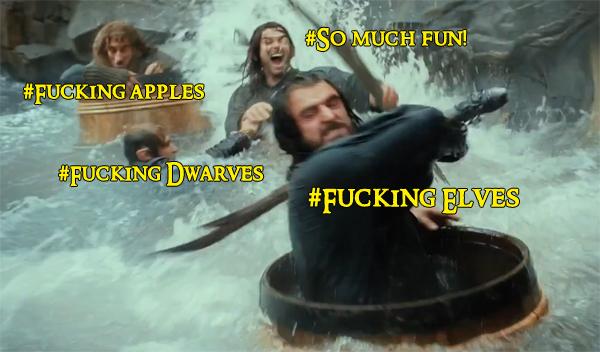 Le Seigneur des Anneaux / The Hobbit #3 183828tumblrmo9akdxdjn1rwgvrvo11280