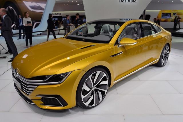 Salon de Genève 2015 : première mondiales du sport Coupé Concept GTE  18385003vwsportcoupegteconceptgeneva1