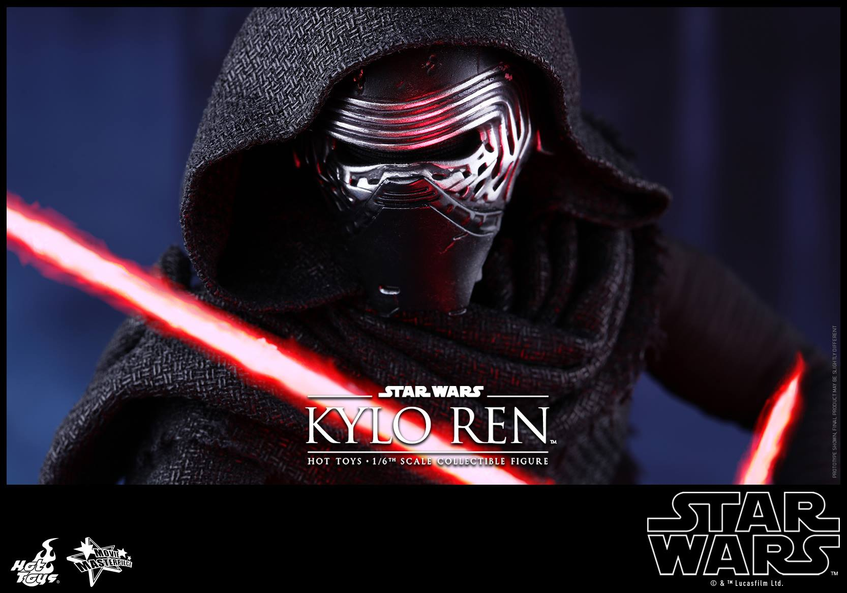 HOT TOYS - Star Wars: TFA - Kylo Ren 183983113