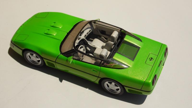 Corvette Callaway speedster Monogram. 184145SAM7887