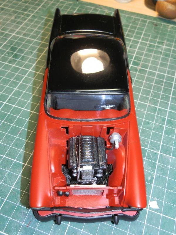 #47 : Chevy bel air 56 custom (TERMINEE) 184363P9305386