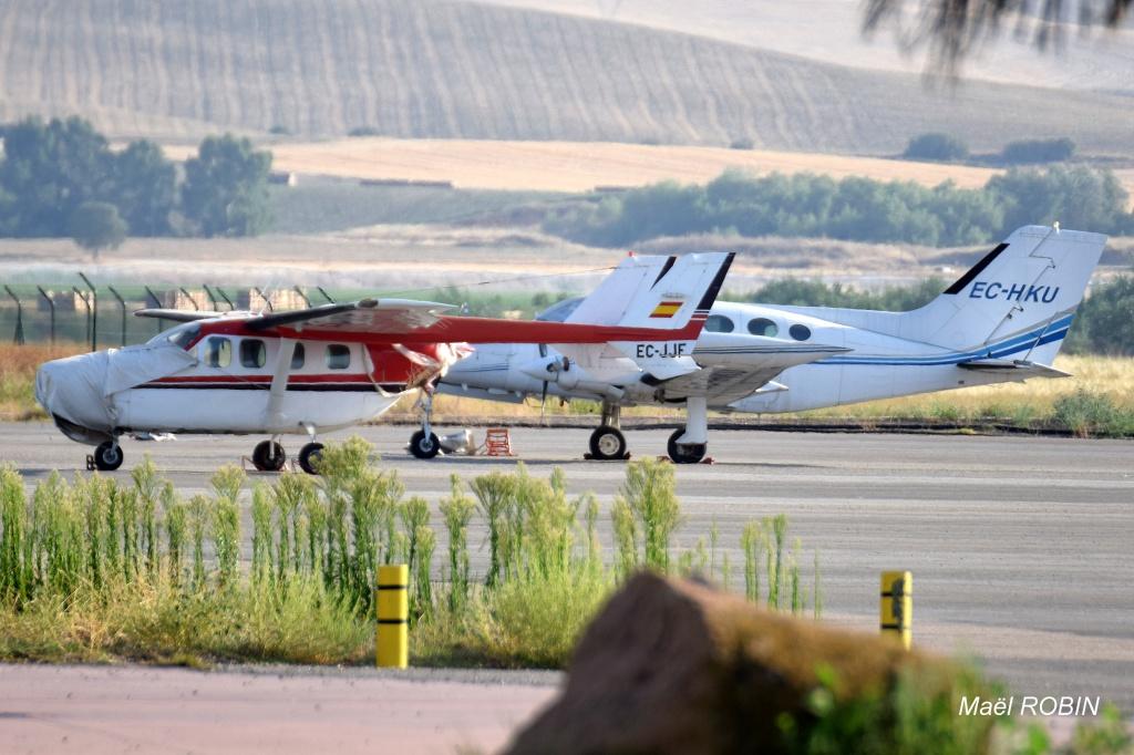 Cordoue (Cordoba) aérodrome juillet 2015 184846026