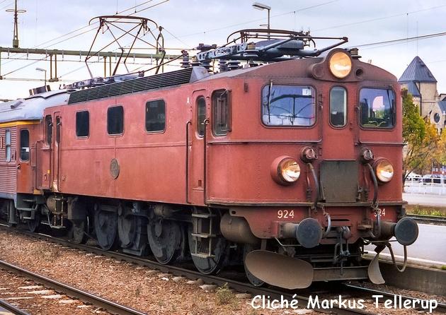 Les machines D/Da/Dm/Dm3 (base 1C1) des chemins de fer suèdois (SJ) 185325SJDa924iGvle1989FotoMarkusTellerup