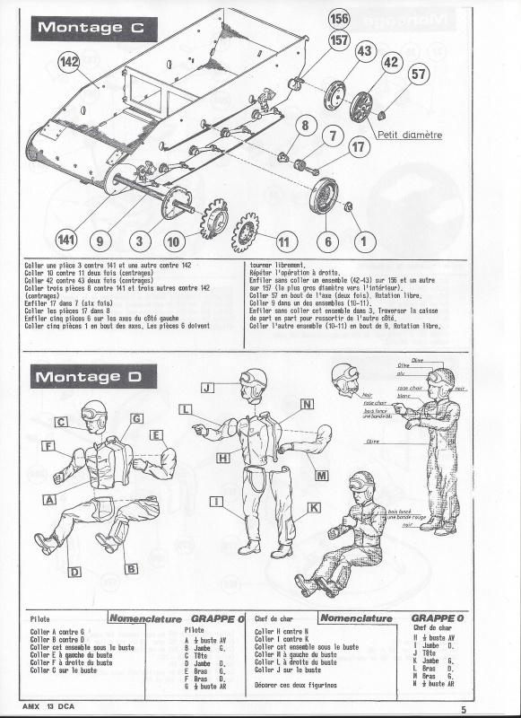 AMX 13 DCA - (Réf. L783) 1/35  185655AMX13DCA783006Heller135