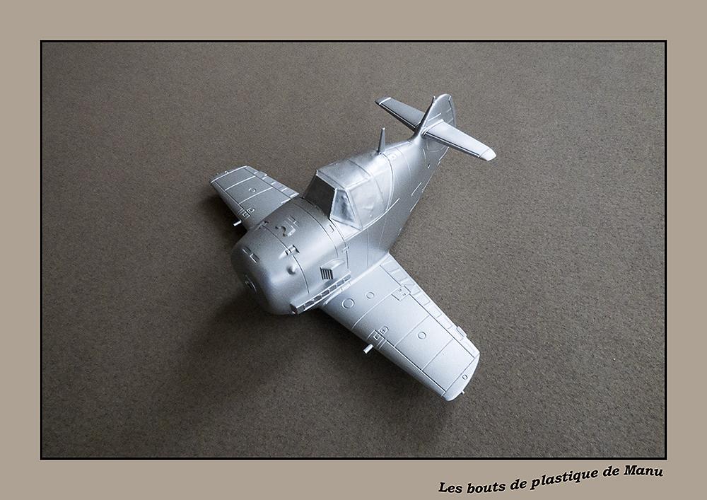 tiger - Bf 109 Tiger Model egg plane-FINI ! 1861583532