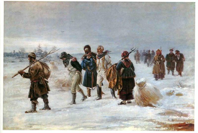 Les Prisonniers de Guerre en Russie 188031ed36489494f1