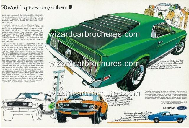 mustang 1970 MACH 1  au 1/24 de chez revell  188177574311220o