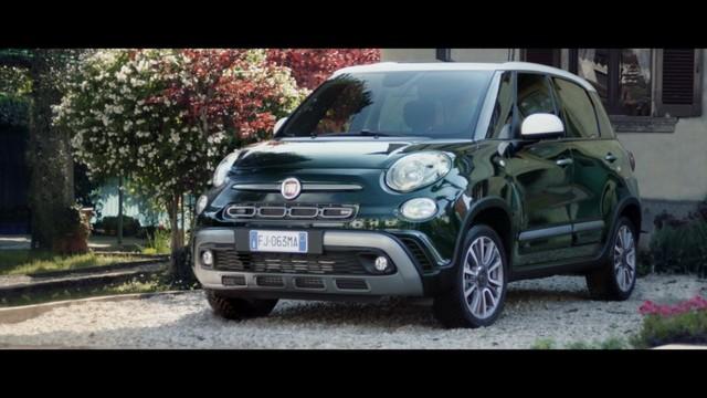 Une campagne publicitaire, voire même deux, pour le lancement de la nouvelle Fiat 500L 188930170619Fiat500LSpot02