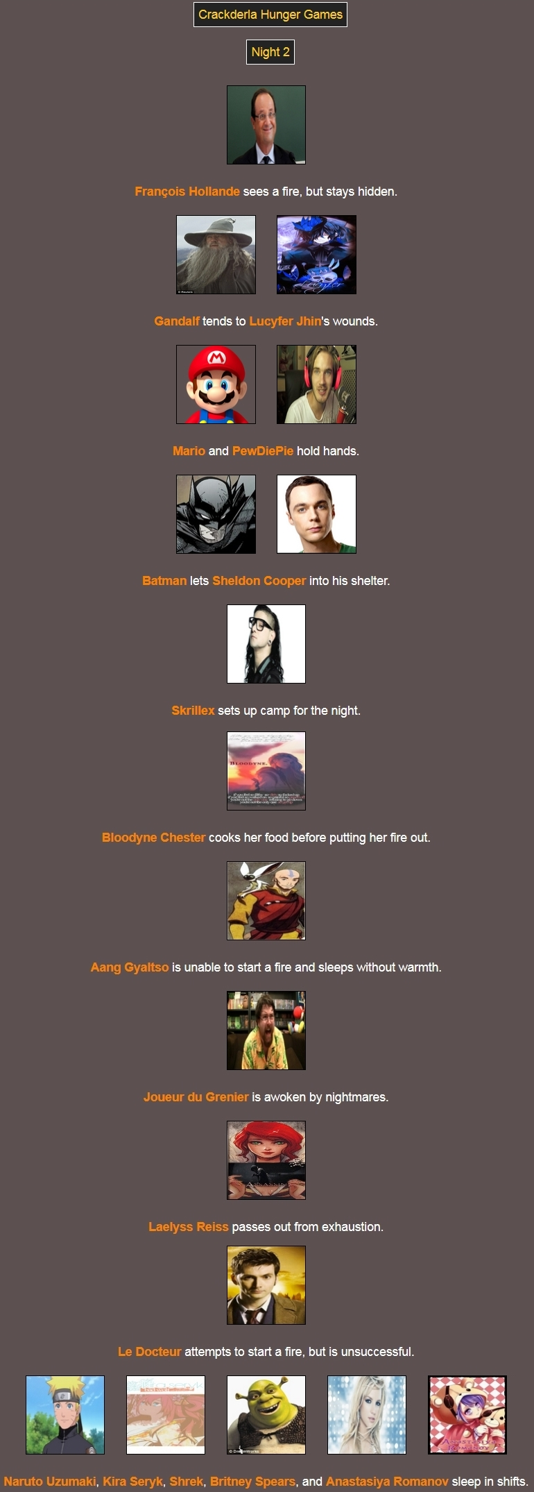 [Crackderla N°1] Hunger Games - Page 5 18962036Night2