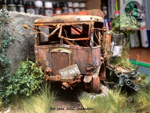 AEC Matador for sale AFV 1/35 - Page 2 190332IMG3973