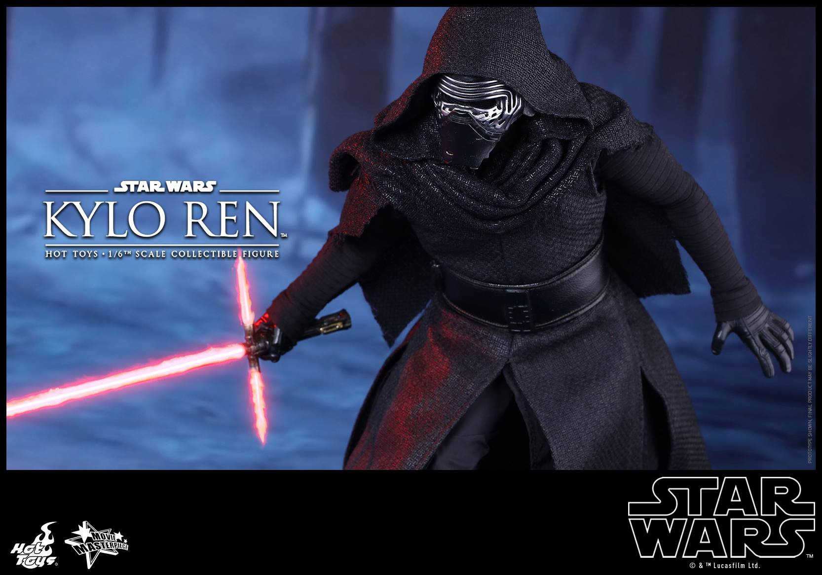 HOT TOYS - Star Wars: TFA - Kylo Ren 190398110