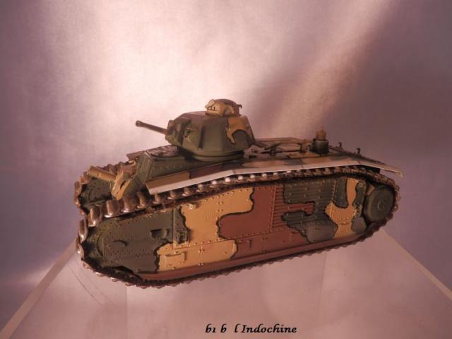 char francais B1 b l indochine(tamyia 1/35) 190760PB100021