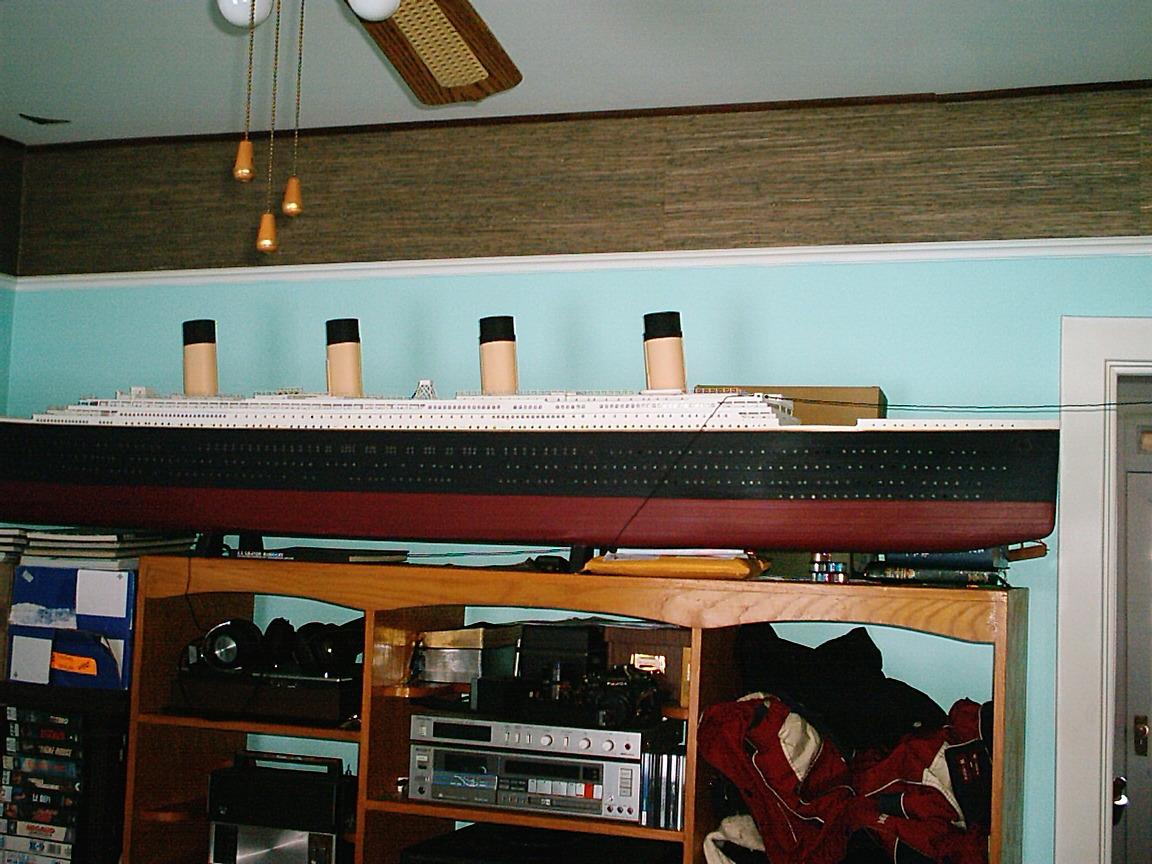 Titanic échelle 1/114 - Page 2 190944A10Titanic1114