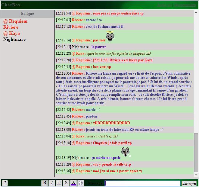 • Les perles de la chatbox ! 191949Capture