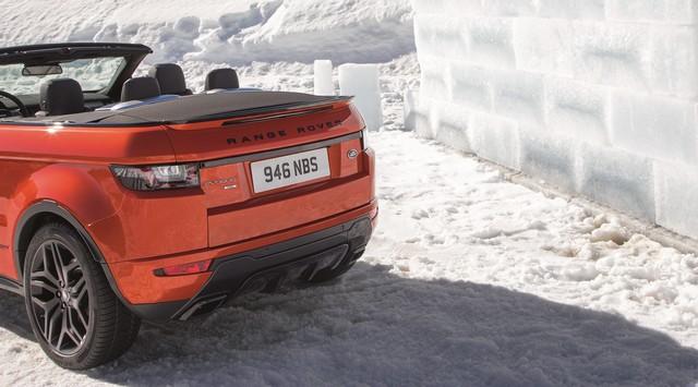Range Rover Cabriolet, Un SUV Pour Toutes Les Saisons 191976RREVQConvertibleInterior09111512