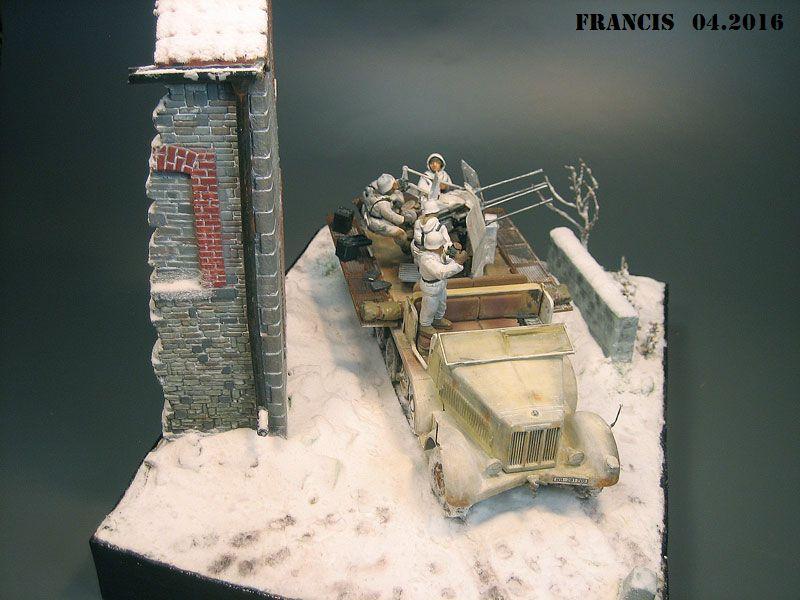 SdKfz 7/1 Flakvierling - Tamiya Miniart 1/35 192312Dio3706SdKfz71Vierli