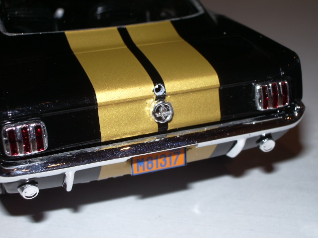 ford mustang GT 350 H au 1/24 192359photoscloutmustang002