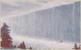 » Le mur blanc