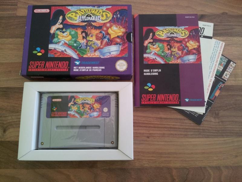 Prupru's Collection ! 100% Super Nintendo et 200% Super Comboy !! - Page 12 193361Battle