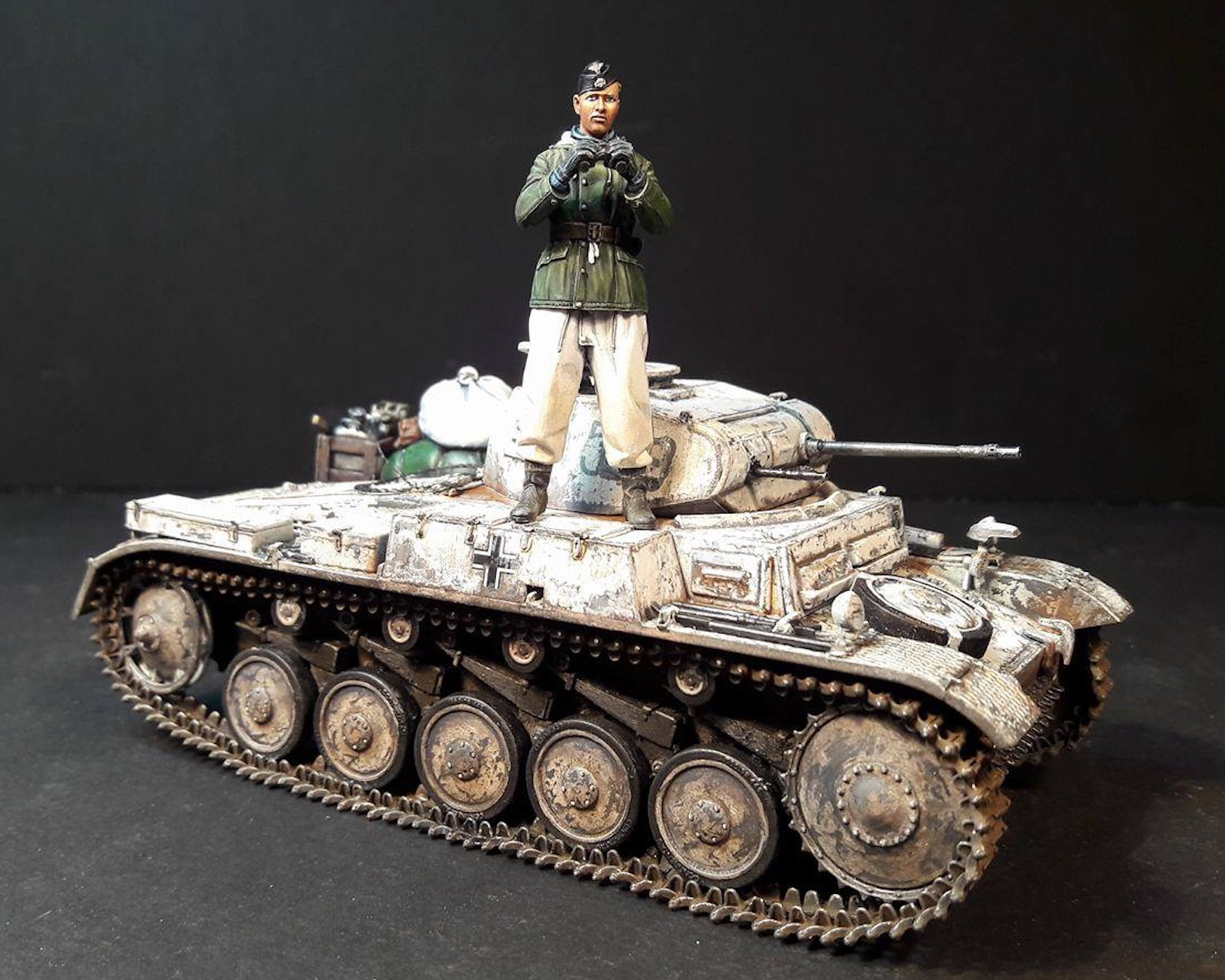 Pz.Kpfw.II Ausf.F - Kharkov 1/35 - Page 4 193563PZIIRight